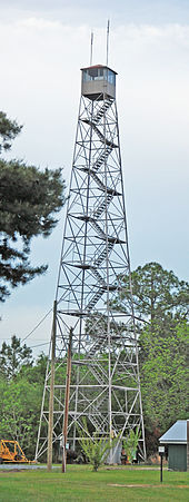 Fire_lookout_tower_in_south_Georgia,_USA.JPG